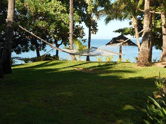 Malolo Island Resort: View from the bure