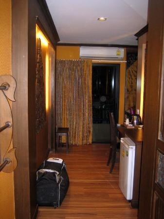 โรงแรมชเลราญหัวหิน: Hall