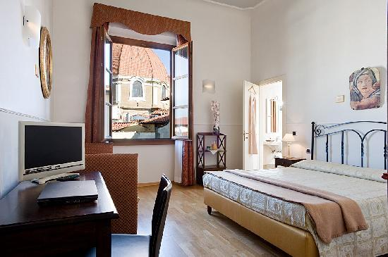 Relais Hotel Centrale Residenza D'Epoca: Superior Room