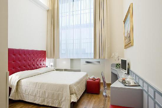 Relais Hotel Centrale Residenza D'Epoca : Superior Room