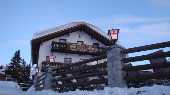 Alpengasthof Gaislach-Alm: alpengasthof gaislachalm