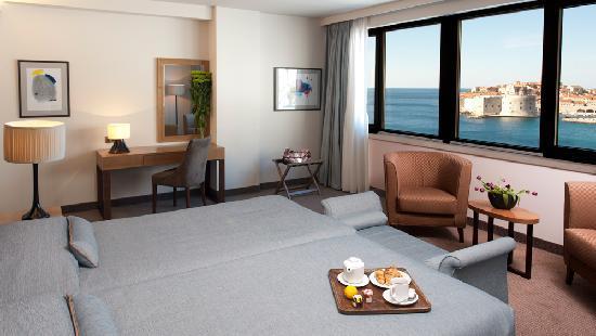 Hotel Excelsior Dubrovnik superior room