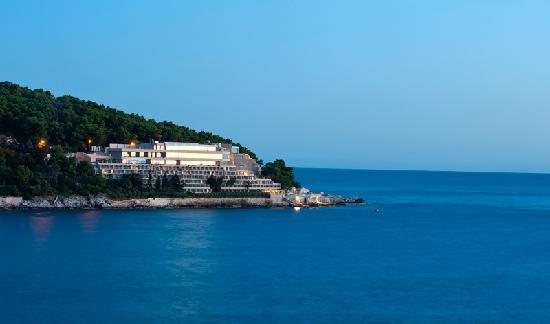 Hotel Dubrovnik Palace : Dubrovnik Palace Hotel location