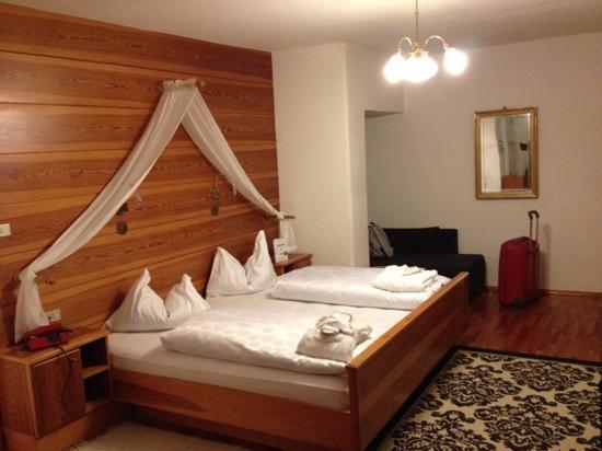 Parkhotel Sole Paradiso: la nostra camera 221