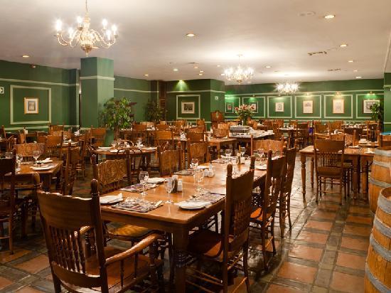 BON Hotel Bloemfontein Central: Courtroom Restaurant