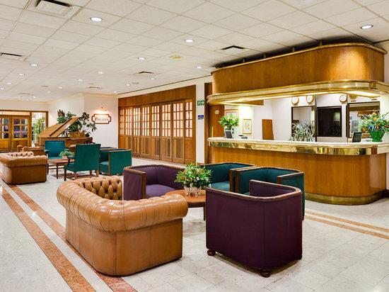 BON Hotel Bloemfontein Central: Reception