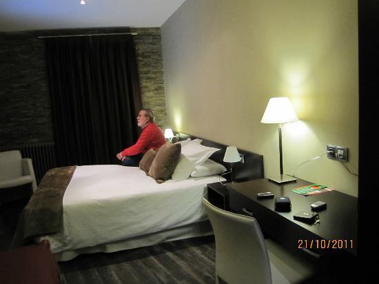 Hotel Cotori: Habitacion