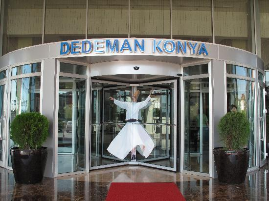 Dedeman Konya Hotel & Convention Center: ingresso hotel