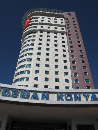 Dedeman Konya Hotel & Convention Center: hotel 1