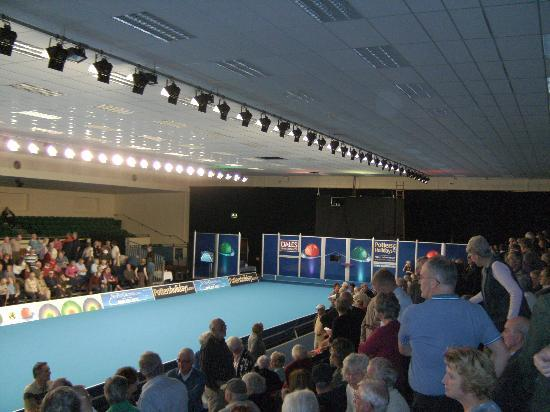 Hopton on Sea, UK: International arena