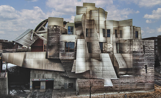Art Subcommittee Minnesota Gov: Weisman Art Museum (Minneapolis)