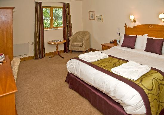 Best Western Garstang Country Hotel And Golf Centre: Standard King room