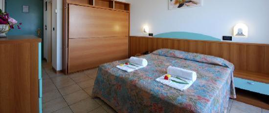 Hotel Sporting: camera matrimoniale