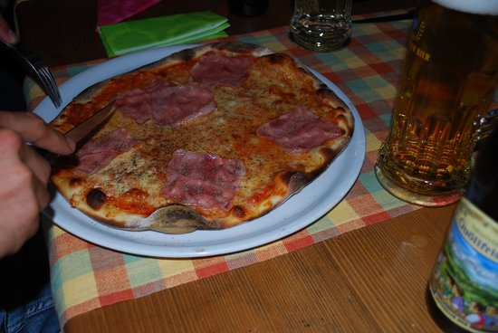 Zofingen, Schweiz: PIZZA