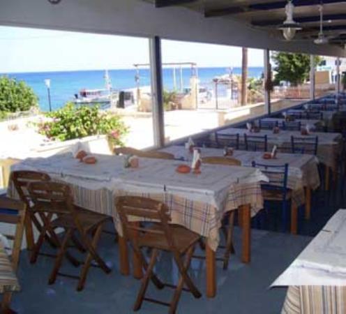 Gorgona: terrazza
