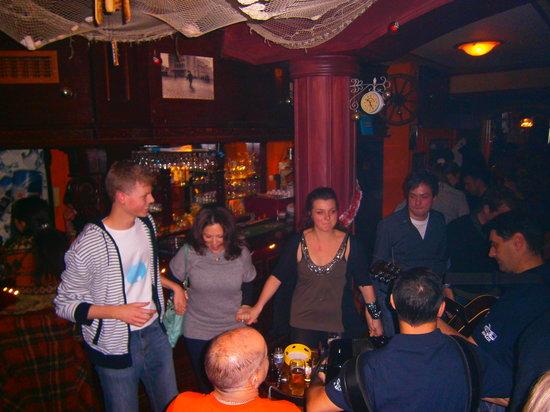 Belgrade Nightlife Academy: Belgrade Nightlife Students dancing