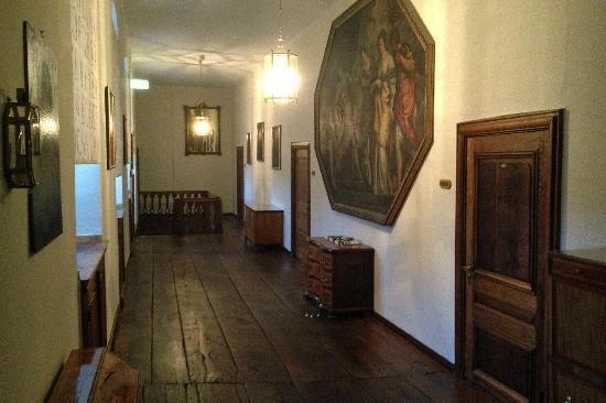 Schloss Lembeck: Hotelflur