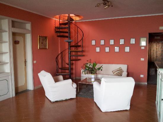 Hotel Aganoor: Zona comune