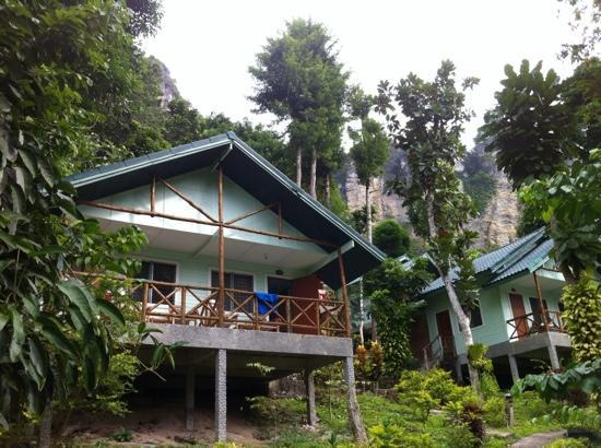 Krabi Mountain View Resort: bungalow Mountain View