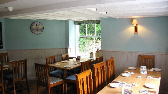 Appleton, UK: Restaurant