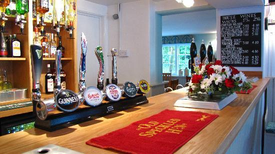 Appleton, UK: Main Bar