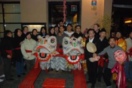 Cay Tam: Les danseurs
