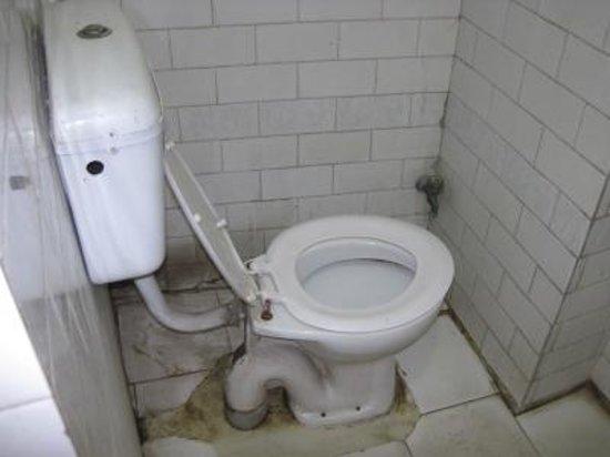 Vivek Hotel: Toilet