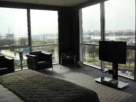 Hilton Dubai Creek: room