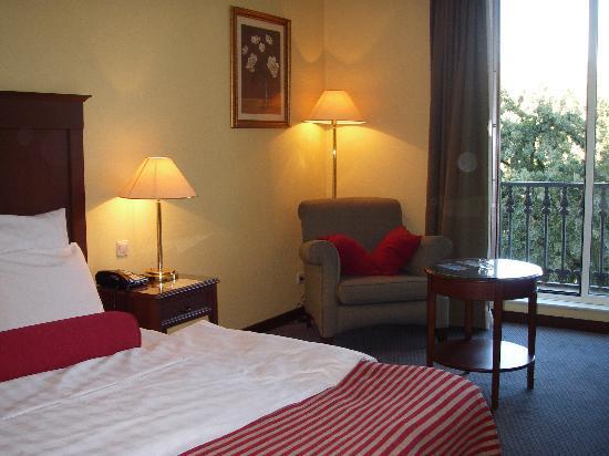Lotte City Hotel Tashkent Palace: Zimmer