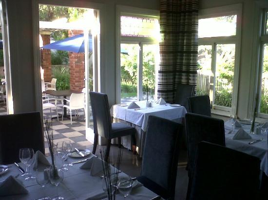 ذا سانت جايمس أون فينيس لاكشري جيست هاوس: Restaurant