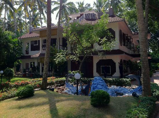 Akhil Beach Resort: Hotel Rooms