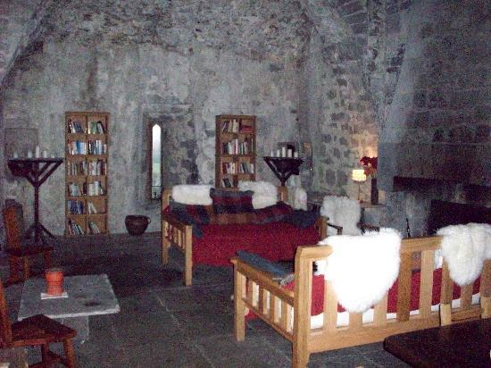 Ballyportry Castle: Living Room - 5th Story