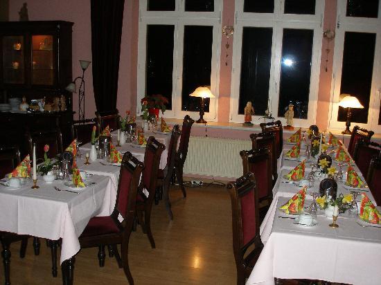 Schlossberg-Hotel: Frühstücksraum