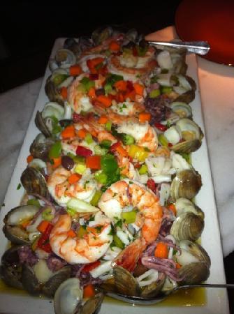 La Stella's : Seafood Salad
