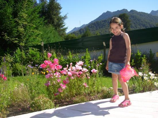 Antuquelen Hosteria Patagonica: Flores