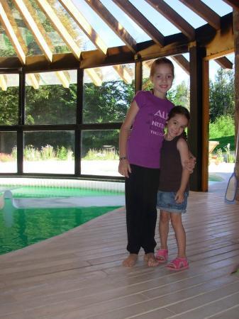 Antuquelen Hosteria Patagonica: Pileta