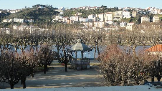 Ibis Coimbra: View from the room