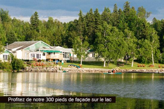 Auberge et Chalets sur le Lac