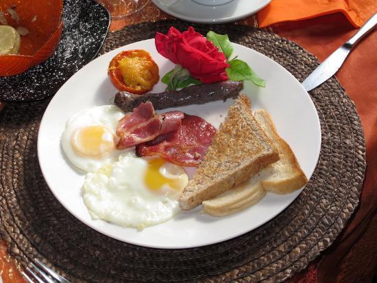 The Thorntree Country House: Frühstücks-Variante