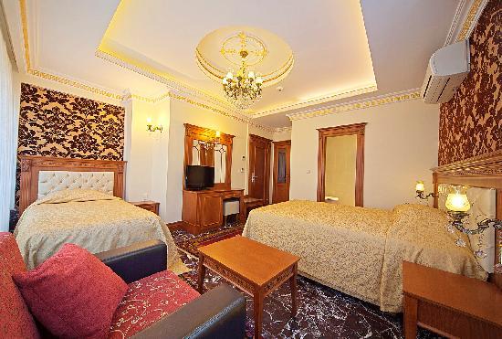 Lausos Hotel: Triple Room