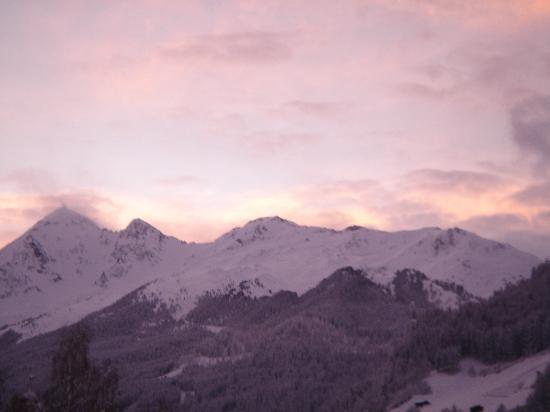 Alpenresidenz Viktoria: prachtig uitzicht