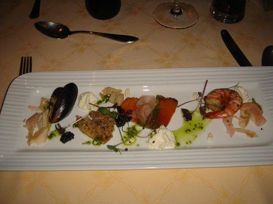 Alpenresidenz Viktoria: zeer lekker eten