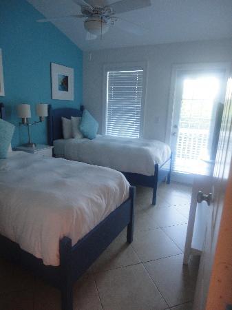 Coral Lagoon: 3eme chambre lit jumeaux