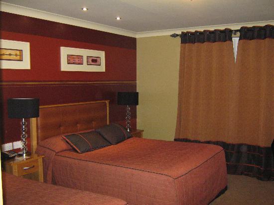 Ballyliffin Lodge & Spa Hotel: Bedroom