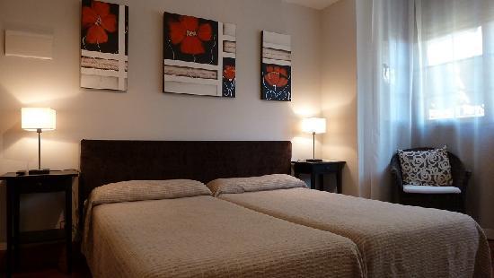 Hotel Itxas Gain Getaria: Habitación nº 202