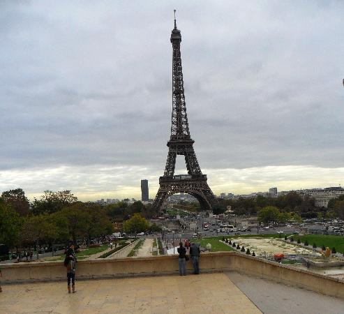 Paris, Frankrike: Parigi. Torre Eiffel