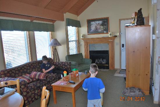 Christmas Mountain Village.1 Br Townhome Living Room Picture Of Christmas Mountain