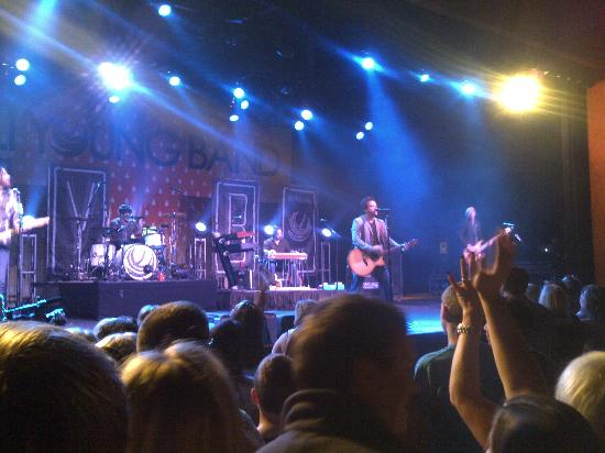 Riverwind Hotel: Eli Young Band concert