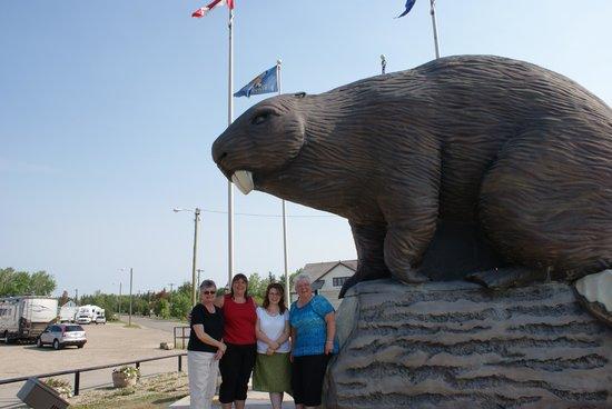 Beaverlodge Visitor Information Centre