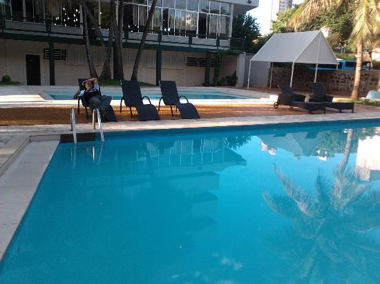Hotel Lanville Athenee: descanso